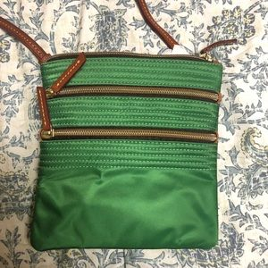 NWOT Dooney & Bourke Nylon crossbody bag